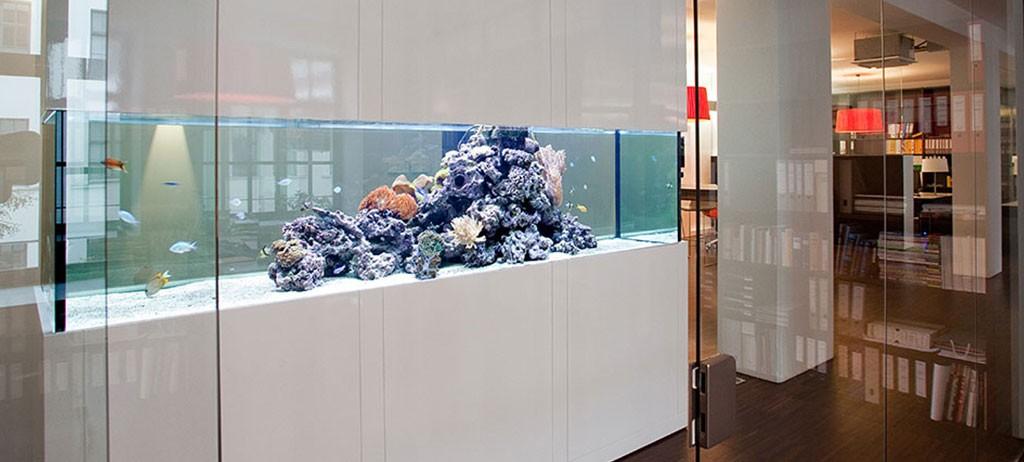 Meerwasseraquarium in München