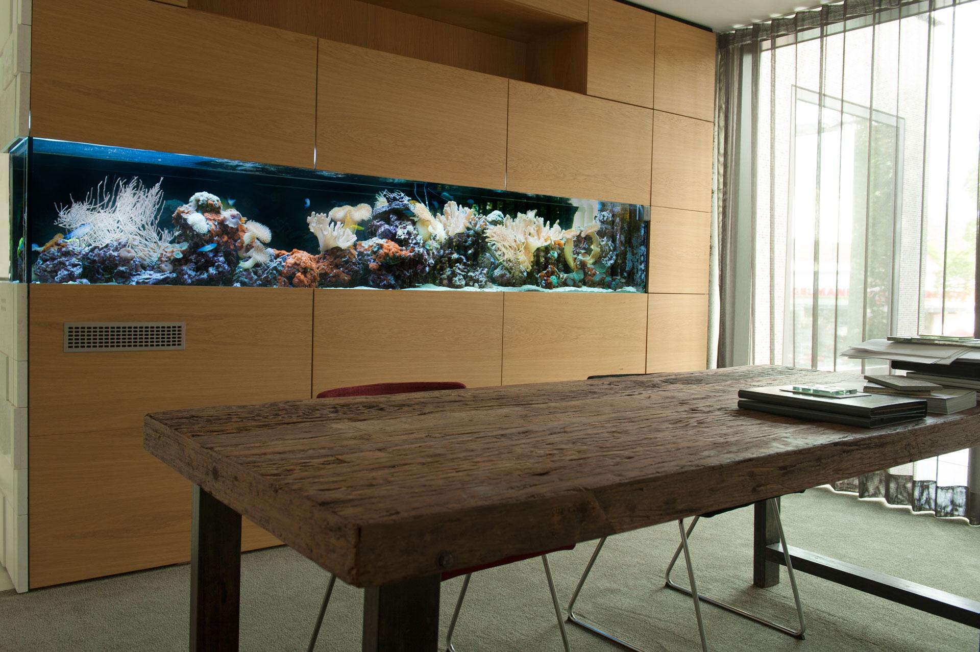 Aquarium büro