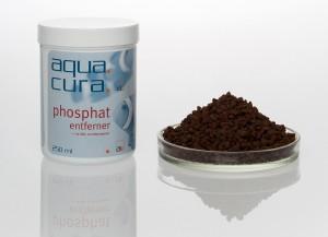 Phosphatentferner auf Eisenoxydbasis
