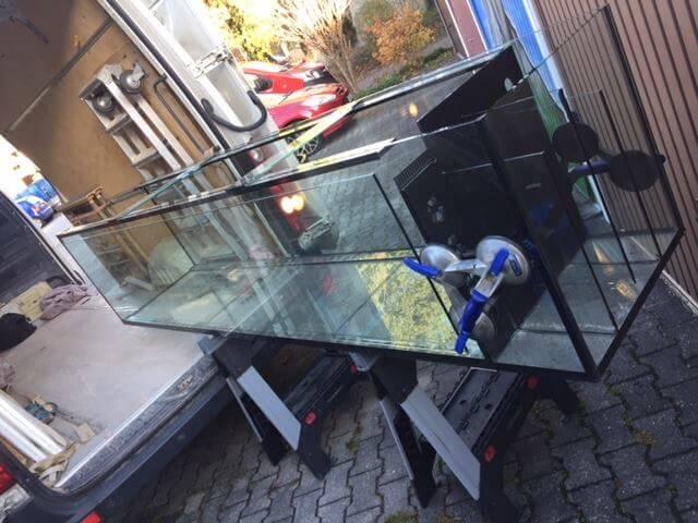 Meerwasseraquarium München kaufen