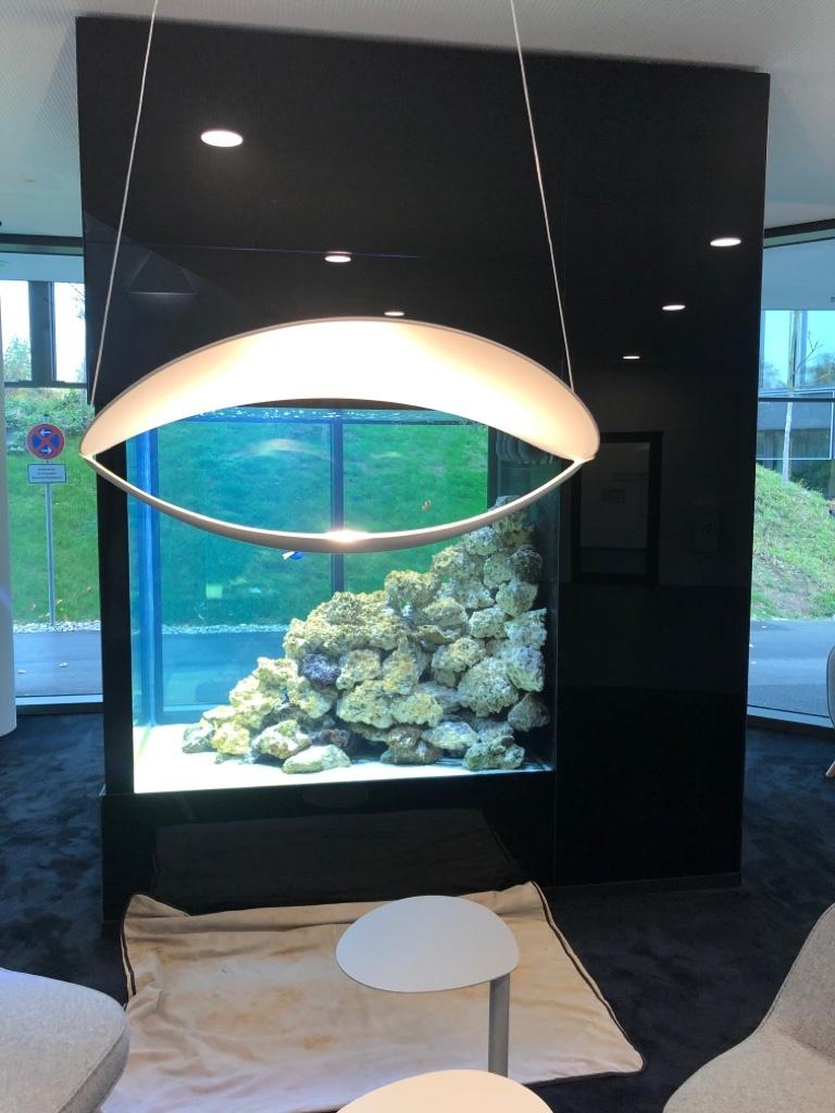 Patronenfilter im Meerwasseraquarium München