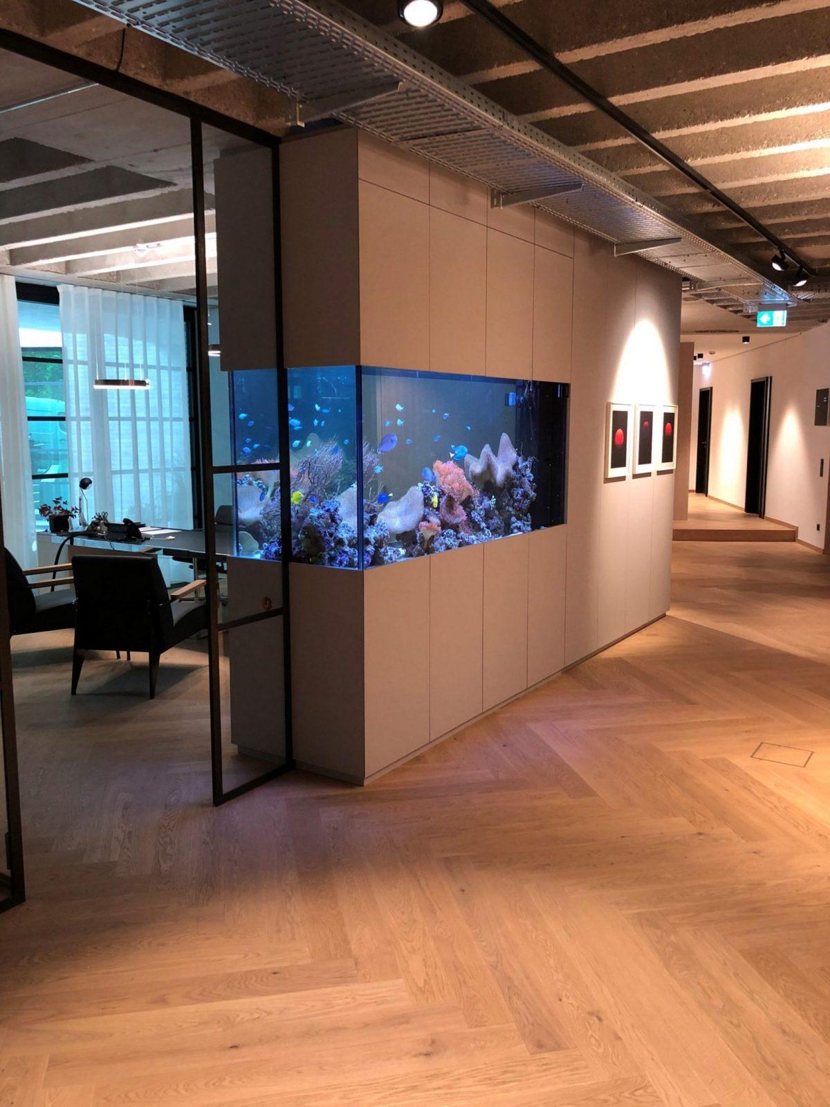 Meerwasseraquarium München